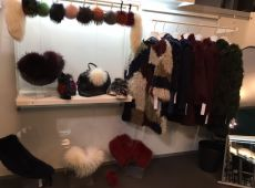 Flash furs accesories and coat in real fur